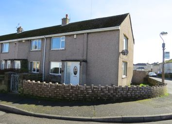 Thumbnail 4 bedroom end terrace house for sale in Buttermere Avenue, Whitehaven, Cumbria