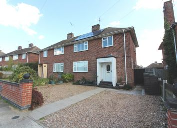Thumbnail 3 bed property for sale in Queen's Crescent, Gorleston