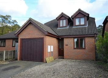 Thumbnail 3 bedroom detached house to rent in College Road, College Town, Sandhurst