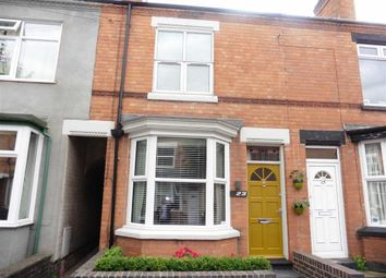 Thumbnail 2 bed terraced house to rent in Highfields Road, Hinckley