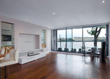Thumbnail 2 bed flat for sale in City Harbour, Canary Wharf