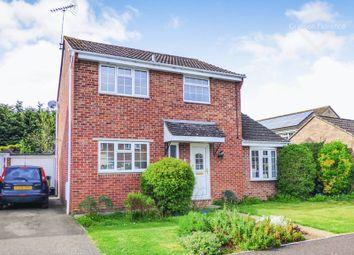 Thumbnail 4 bed detached house for sale in Liddington Way, Trowbridge