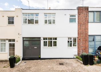 2 bed terraced house for sale in Belsize Park Mews, London NW3