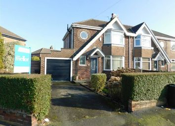 Thumbnail 3 bed semi-detached house for sale in Councillor Lane, Cheadle, Cheadle