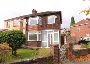 Thumbnail 3 bedroom semi-detached house for sale in Percy Road, Denton, Manchester