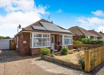 Thumbnail 4 bed detached bungalow for sale in Norman Road, Bury St. Edmunds