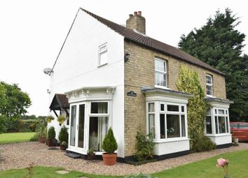 Thumbnail 3 bed detached house for sale in Alford Road, Thoresthorpe, Alford