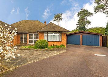 Derwent Drive, Tunbridge Wells, Kent TN4. 2 bed semi-detached bungalow