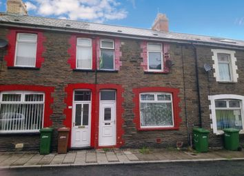 2 bed terraced house for sale in Hendre Road, Abertridwr, Caerphilly CF83
