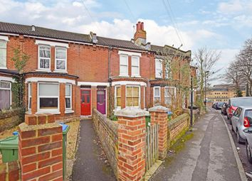 Thumbnail 4 bed terraced house to rent in Handel Terrace, Polygon, Southampton, Hampshire