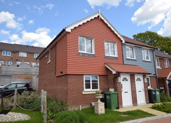 Thumbnail 3 bed semi-detached house to rent in Bannister Close, Hastings