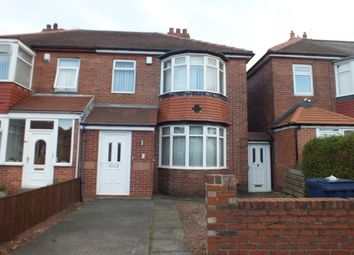 Thumbnail 3 bed semi-detached house for sale in Acomb Gardens, Newcastle Upon Tyne