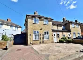 Thumbnail 3 bed semi-detached house for sale in Auckland Road, Biggleswade