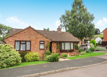 3 bed detached bungalow for sale in Lockyer Crescent, Tiverton EX16