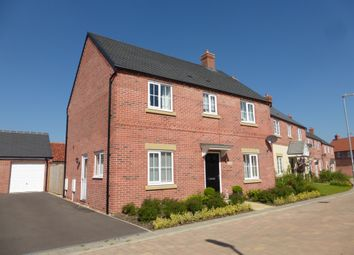Thumbnail 4 bed detached house for sale in Parker Crescent, Sawtry, Huntingdon