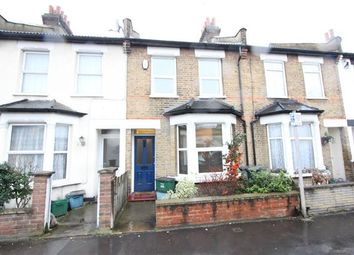 Thumbnail 3 bed terraced house for sale in Hampton Road, Croydon, Surrey