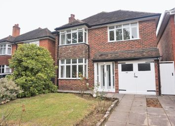 Thumbnail 3 bed detached house to rent in The Hurst, Moseley, Birmingham