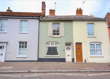 Thumbnail 2 bedroom terraced house for sale in Ballingdon Street, Sudbury