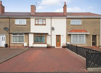 Thumbnail 2 bed terraced house for sale in James Campbell Road, Ayr, South Ayrshire, Scotland