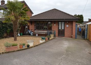 Thumbnail 2 bedroom detached bungalow for sale in Smithfield Close, Market Drayton