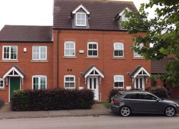 Thumbnail 3 bedroom town house to rent in Squirrel Close, Northampton