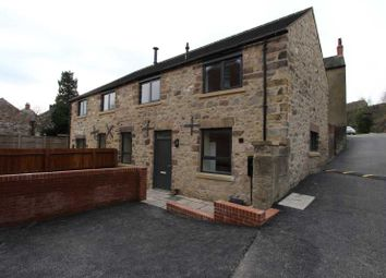 Thumbnail 2 bedroom mews house for sale in Baileycroft Mews, Cemetery Lane, Wirksworth