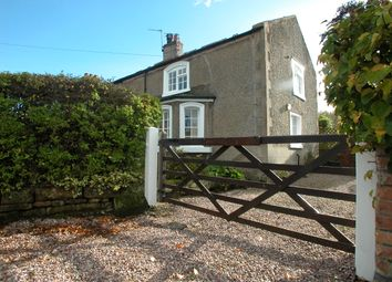 Thumbnail 2 bed cottage for sale in Puddington Village, Puddington, Neston