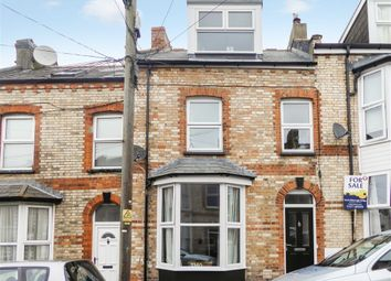 Thumbnail 3 bed terraced house for sale in Victoria Road, Ilfracombe
