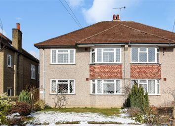 Thumbnail 2 bed flat for sale in Hawes Lane, West Wickham