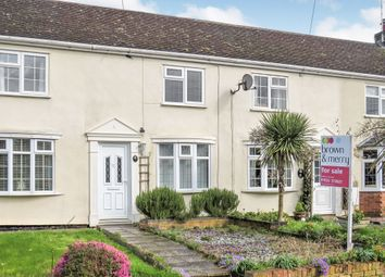 Thumbnail 2 bedroom terraced house for sale in Station Road, Stanbridge, Leighton Buzzard