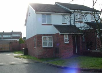Thumbnail 2 bed semi-detached house to rent in Cherrytree Court, Pucklechurch, Bristol