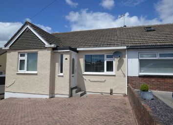 Thumbnail 2 bed semi-detached bungalow for sale in Stanborough Road, Plymstock, Plymouth, Devon