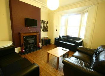 Thumbnail 6 bed terraced house to rent in First Avenue, Heaton