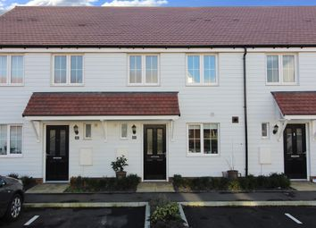 Thumbnail 3 bed terraced house for sale in Castle View, Hythe