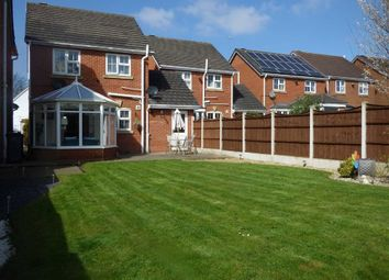 Thumbnail 3 bedroom link-detached house for sale in Park View Close, Blurton, Stoke-On-Trent