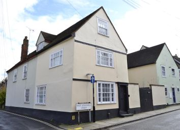 West Stockwell Street, Colchester CO1. 4 bed semi-detached house for sale
