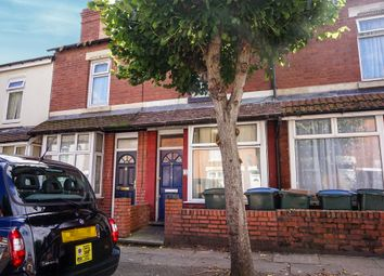Thumbnail 3 bedroom terraced house for sale in Bolingbroke Road, Stoke, Coventry
