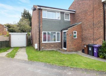 Thumbnail 3 bedroom property for sale in Tennyson Close, Royston