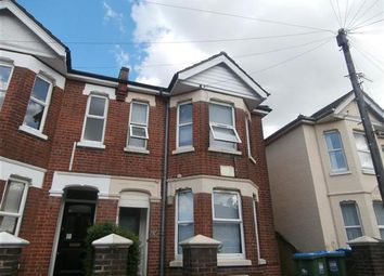 Thumbnail 5 bedroom semi-detached house to rent in Newcombe Road, Shirley, Southampton