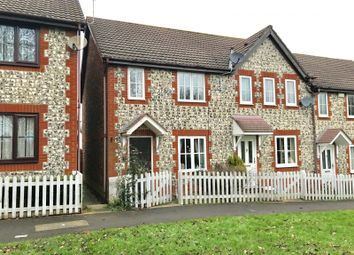 Thumbnail 3 bed end terrace house to rent in Exmoor Close, Whiteley, Fareham