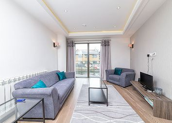 Thumbnail 1 bed flat for sale in Frances Wharf, London