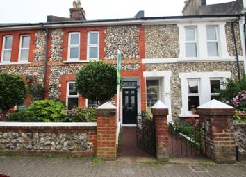 Thumbnail 3 bed town house to rent in Milton Street, Worthing