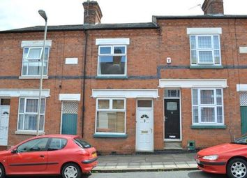 Thumbnail 2 bed terraced house for sale in Shelley Street, Knighton Fields, Leicester
