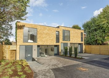 Thumbnail 4 bedroom semi-detached house for sale in The Walled Mews, Southgate, London