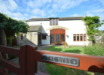 Thumbnail 4 bed barn conversion for sale in Dearneside Road, Denby Dale, West Yorkshire