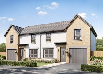 "Thumbnail 3 bed semi-detached house for sale in ""Duart"" at Kingswells, Aberdeen"