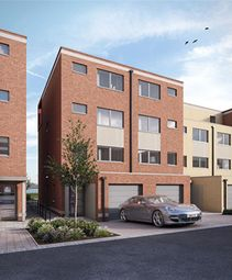 Thumbnail 4 bed town house for sale in Langdon Road, St. Thomas, Swansea