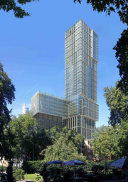 Thumbnail Studio for sale in Damac Tower London, Vaxhuall