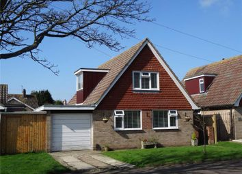 Thumbnail 3 bedroom detached house for sale in Alfriston Road, Broadwater, Worthing