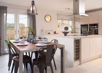"Thumbnail 5 bed mews house for sale in ""The Harewood"" at Low Hall Road, Horsforth, Leeds"